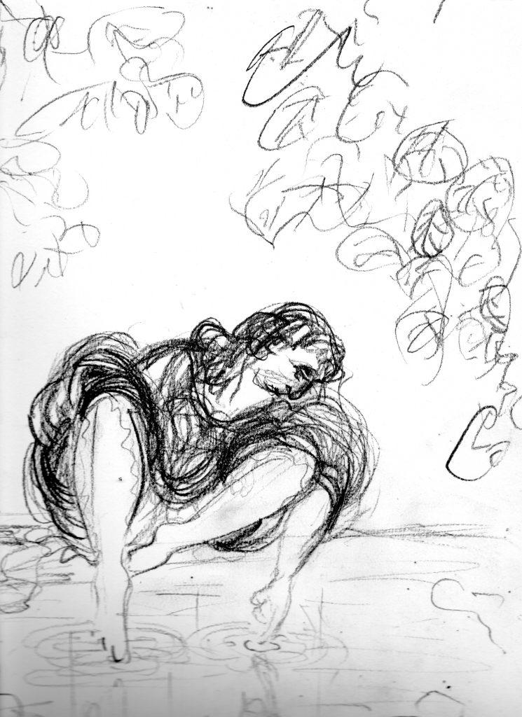 Diana aan het Water