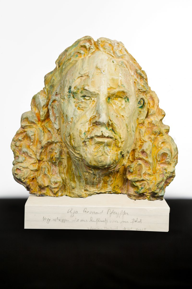 Ilja Leonard Pfeiffer als Zeus
